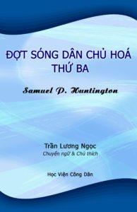 Book Cover: Đợt Sóng Dân chủ hoá Thứ Ba