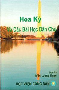Book Cover: Hoa Kỳ Và Các Bài Học Dân Chủ