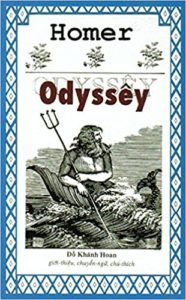Book Cover: The Odyssey (Vietnamese Edition)
